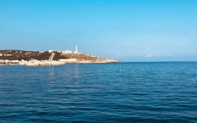 Crociera del Golfo di Taranto in barca a vela